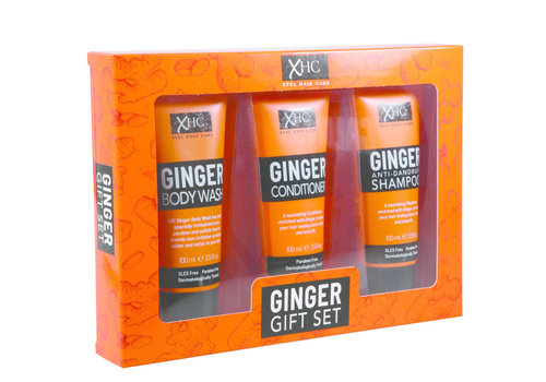 XBC Ginger Gift Set