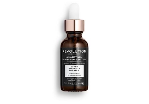 Revolution Skincare 0.5% Retinol Super Serum with Rosehip Seed Oil