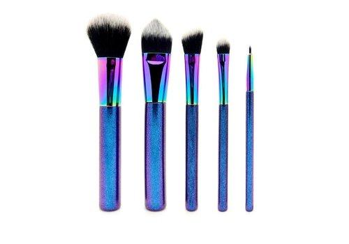 W7 Cosmetics Starry Night Makeup Brush Set