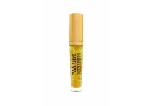 W7 Cosmetics Minted! 24K Gold Lipgloss