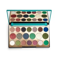 Makeup Revolution Precious Stone Shadow Palette Emerald