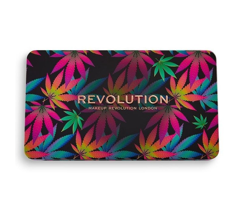 Makeup Revolution Forever Flawless Chilled With Cannabis Sativa