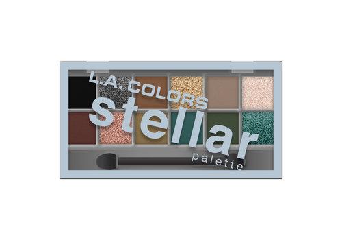 LA Colors Starlet Eyeshadow Palette Stellar