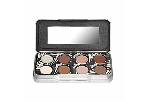 Barry M Brow and Shadow Palette Get Shapey