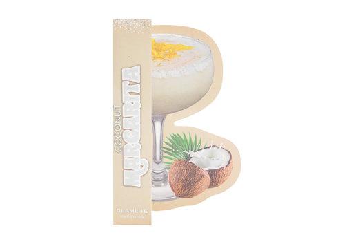Glamlite Margarita Lip Gloss Coconut