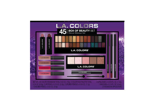 LA Colors Box Of Beauty