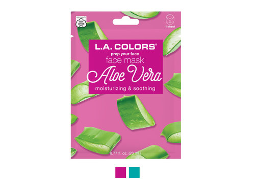 LA Colors Prep Your Face Sheet Mask