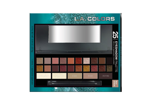 LA Colors Eyeshadow Palette Bare