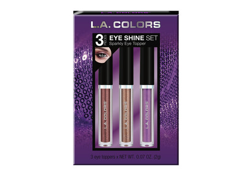 LA Colors Eye Shine Set Amazing
