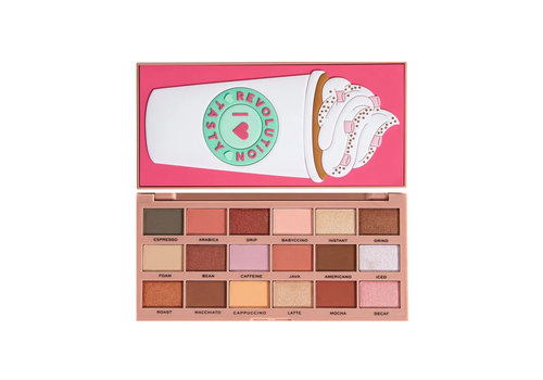 I Heart Revolution Tasty Eyeshadow Palette Coffee