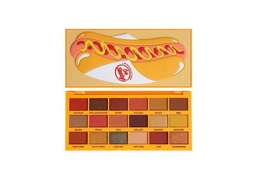 I Heart Revolution Tasty Eyeshadow Palette Hot Dog