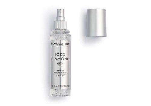 Makeup Revolution Precious Stone Fixing Spray Iced Diamond