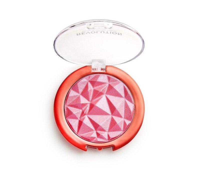 Makeup Revolution Precious Stone Highlighter Ruby Crush