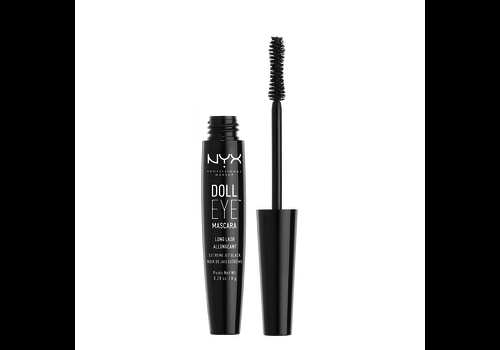 NYX Professional Make Up Doll Eye Mascara Long Lash Black