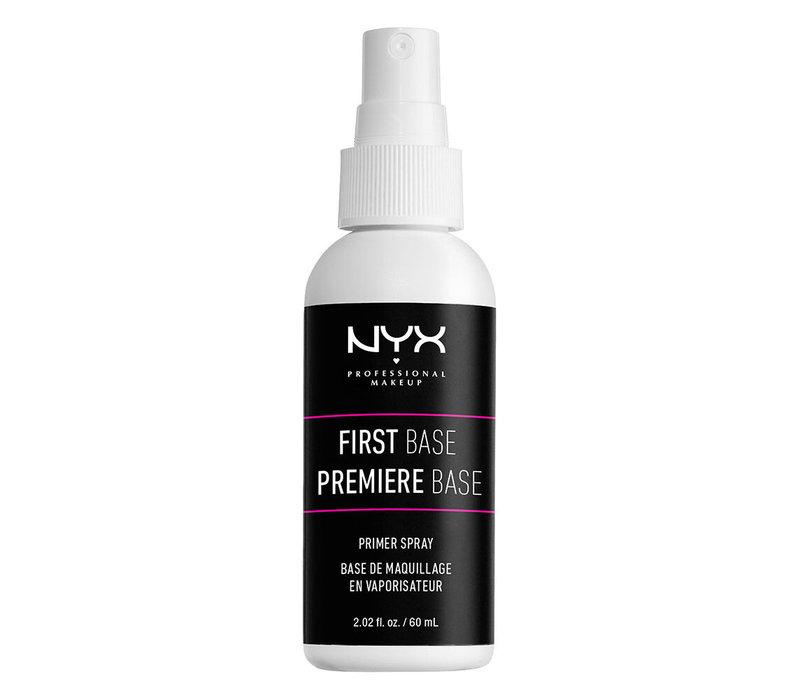NYX Professional Makeup First Base Makeup Primer Spray