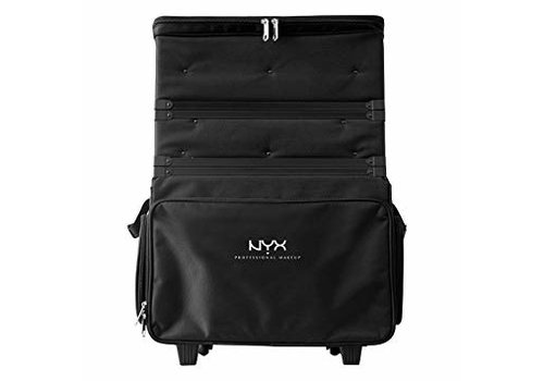 NYX Professional Make Up Makeup Artist Train Case 3 Tier Stackable