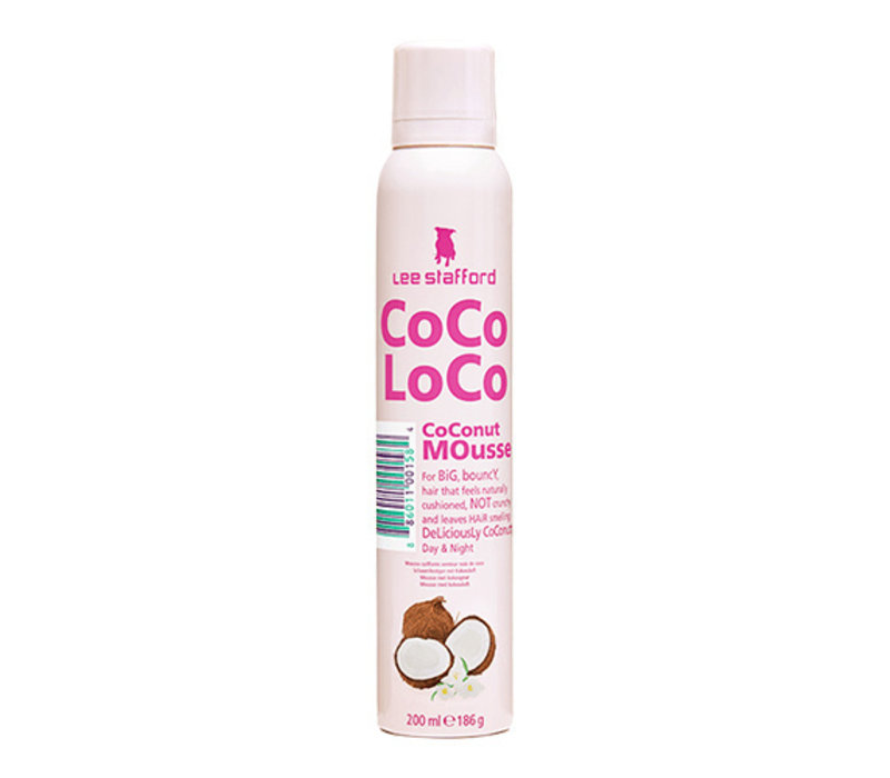 Lee Stafford CoCo LoCo Coconut Mousse