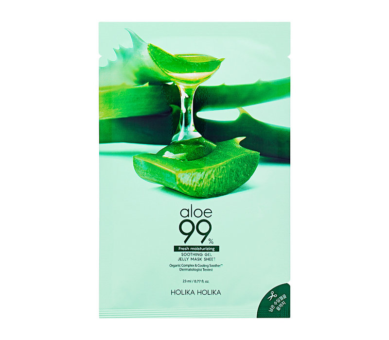 Holika Holika Aloe 99% Soothing Gel Jelly Mask Sheet