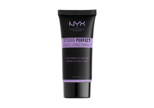 NYX Professional Makeup Studio Perfect Primer Lavender