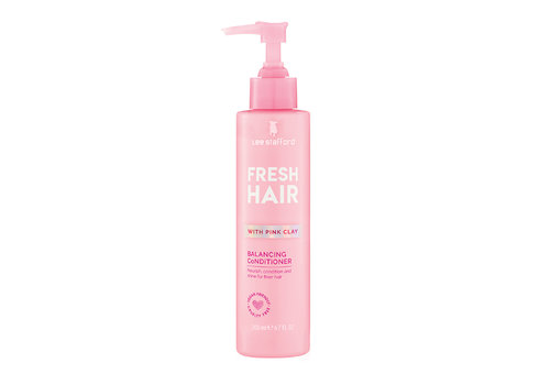Lee Stafford Fresh Hair Pink Clay Balancing Conditioner