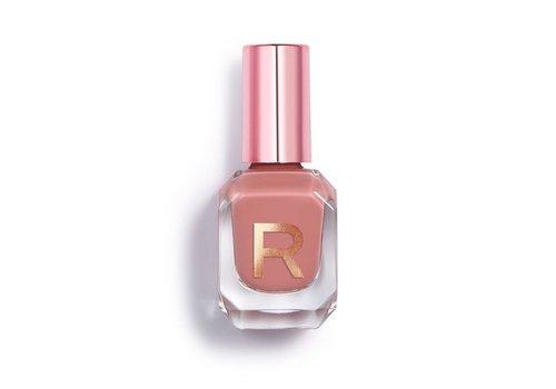 Makeup Revolution High Gloss Nail Polish Bare