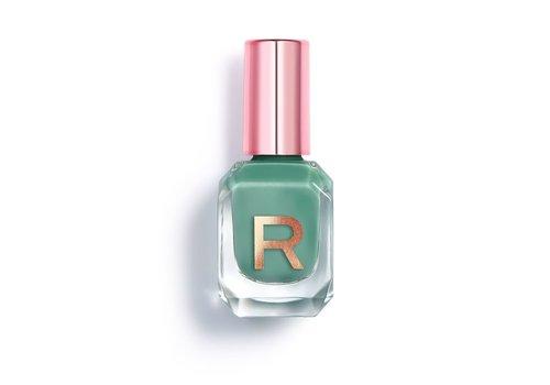 Makeup Revolution High Gloss Nail Polish Sage