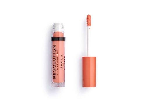 Makeup Revolution Sheer Lipgloss 103 Knockout