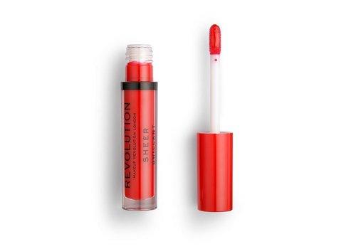 Makeup Revolution Sheer Lipgloss 133 Destiny