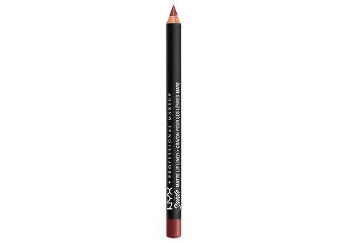 NYX Professional Make Up Suede Matte Lip Liner Vintage