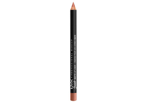 NYX Professional Make Up Suede Matte Lip Liner Stockholm