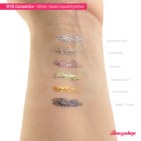 NYX Professional Makeup Glitter Goals Liquid Eyeliner Quartzy