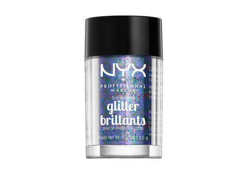 NYX Professional Make Up Face & Body Glitter Violet