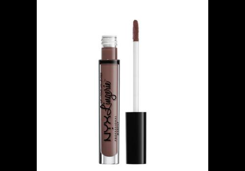 NYX Professional Makeup Lip Lingerie Liquid Lipstick Confident