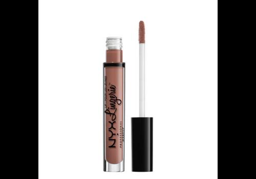 NYX Professional Makeup Lip Lingerie Liquid Lipstick Cashmere Silk