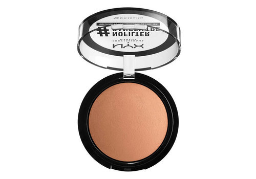 NYX Professional Makeup No Filter Finishing Powder Deep Golden