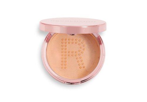 Makeup Revolution Conceal & Fix Setting Powder Medium Pink