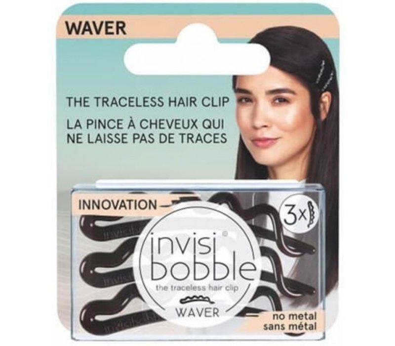 Invisibobble Waver Pretty Dark