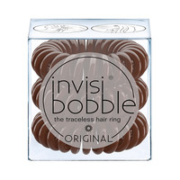 Invisibobble Original Traceless Hair Ring Pretzel Brown