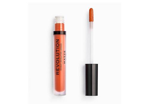 Makeup Revolution Matte Liquid Lipstick 127 Demeanour