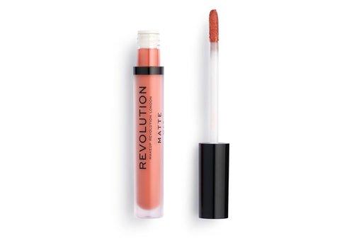 Makeup Revolution Matte Liquid Lipstick 125 Fling