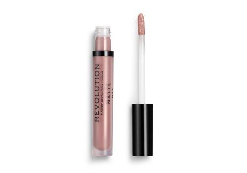 Makeup Revolution Matte Liquid Lipstick 123 Brunch