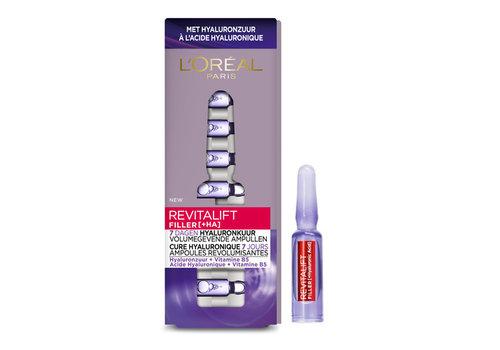 L'Oréal Paris Revitalift Filler Ampullen