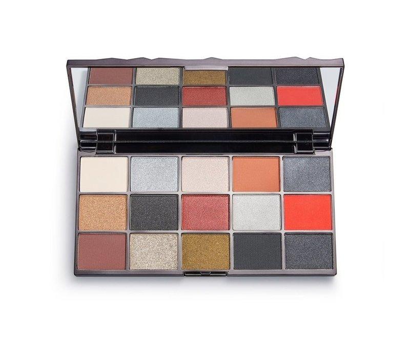 Makeup Revolution Black Ice Shadow Palette