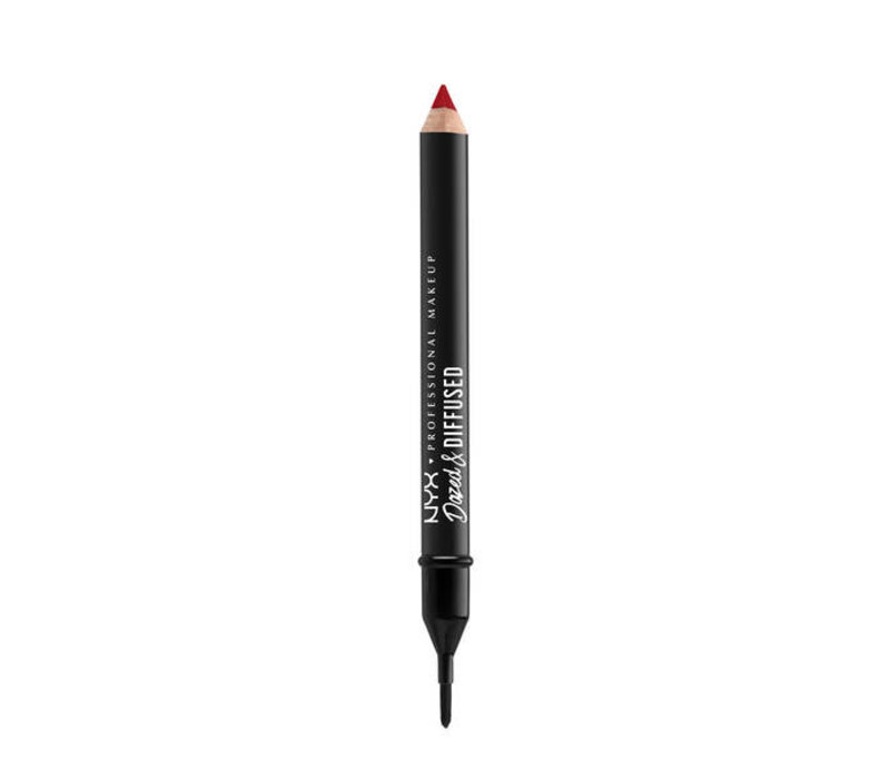 NYX Professional Makeup Dazed & Diffused Blurring Lipstick Day Drink