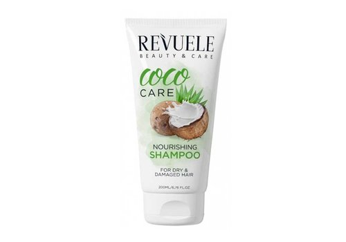 Revuele Coco Care Nourishing Shampoo