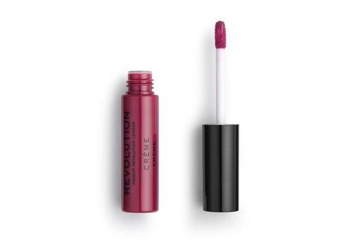 Makeup Revolution Crème Liquid Lipstick 145 Vixen
