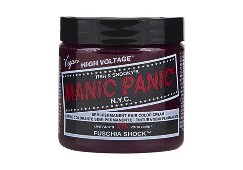 Manic Panic Classic High Voltage Semi-Permanente Haarverf Fuschia Shock