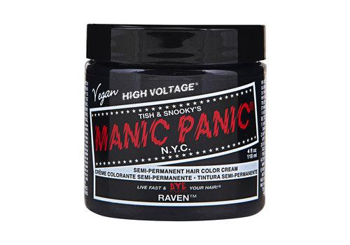 Manic Panic Classic High Voltage Semi-Permanente Haarverf Raven