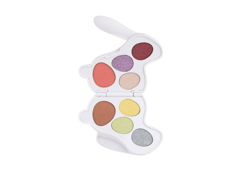 I Heart Revolution Bunny Fluffy Eyeshadow Palette