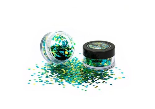 PaintGlow Bio Degradable Blends Chunky Loose Glitter Sea Horse